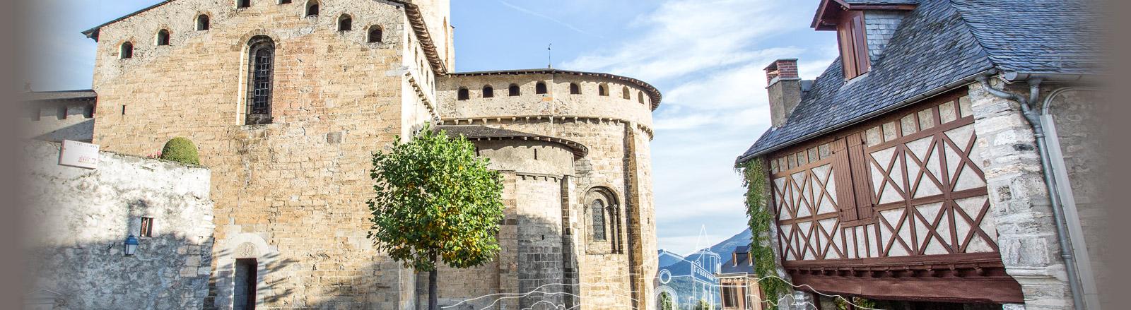 Saint-Savin dans les Hautes-Pyrénées - Argelès-Gazost