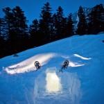saint-savin raquettes nuit en igloo