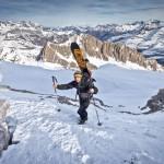 saint-savin snow randonnée breche de roland