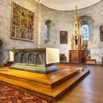 Saint-Savin abbatiale autel