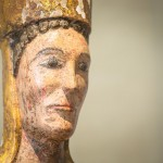 Saint-Savin abbatiale vierge